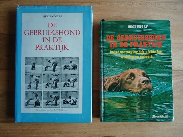 Hegendorf, links uit 1956 en rechts uit 1976 Foto: Anna van den Berg